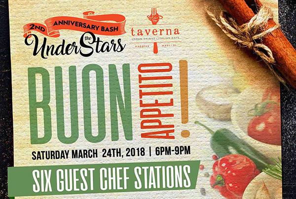 Taverna Celebrates Second Anniversary with Food Extravaganza